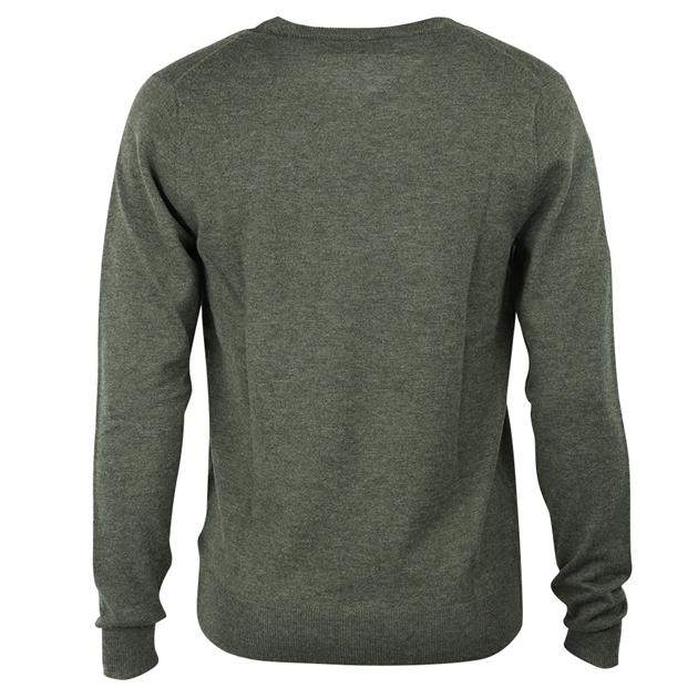 R.M. Williams Harris Sweater - gr01 greenmarle