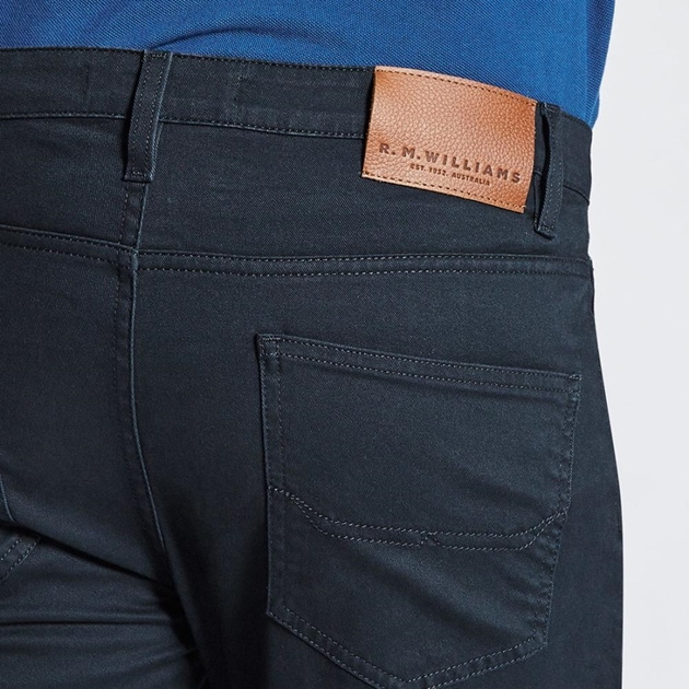 R.M. Williams Dusty Jeans - xd45 navy