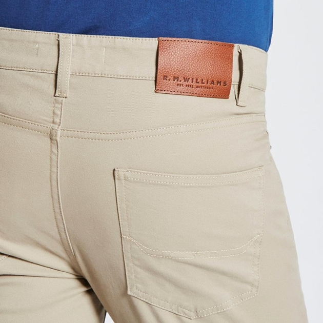 R.M. Williams Dusty Jeans - xdh0 buckskin