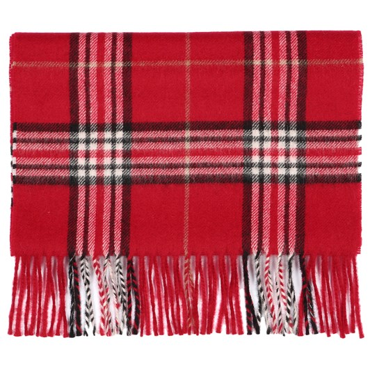 Hills Hats Wool Burberry Scarf