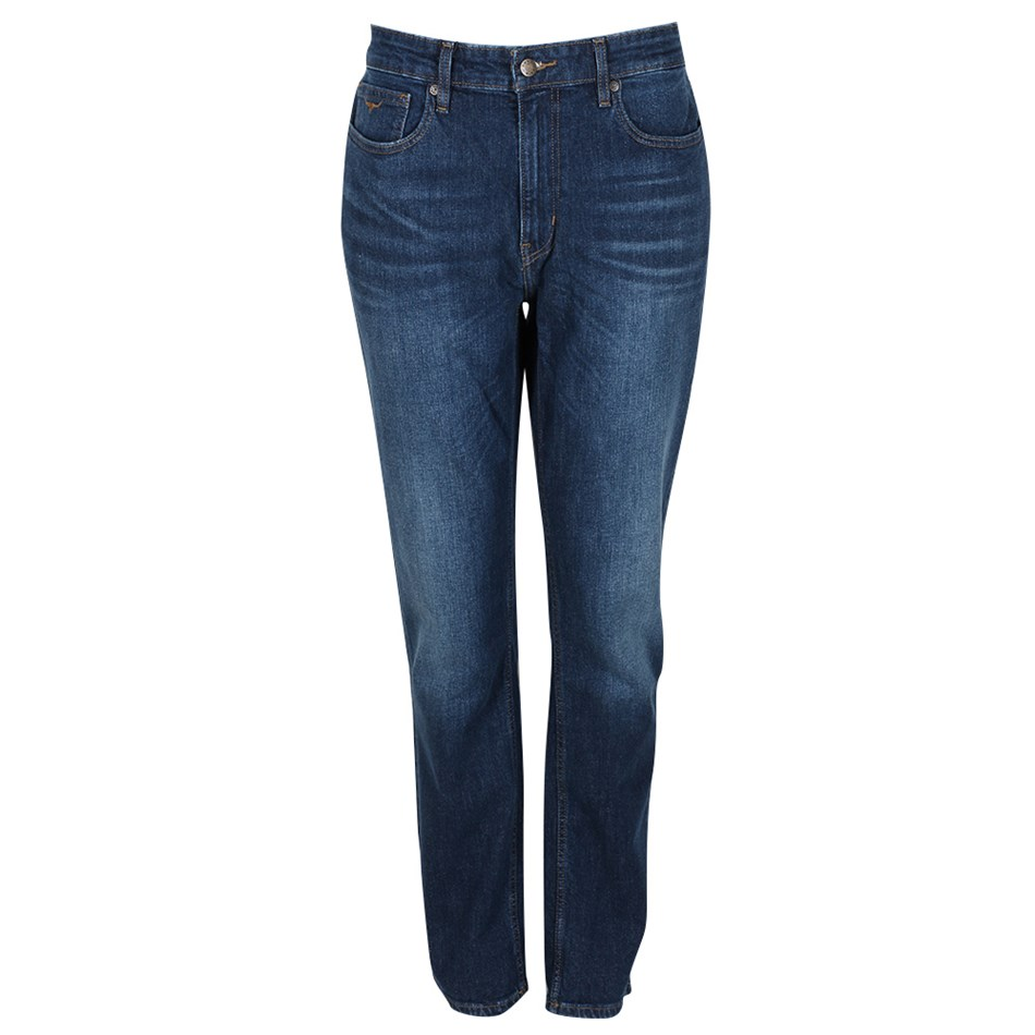 R.M. Williams Ramco Jeans - dxmw med wash