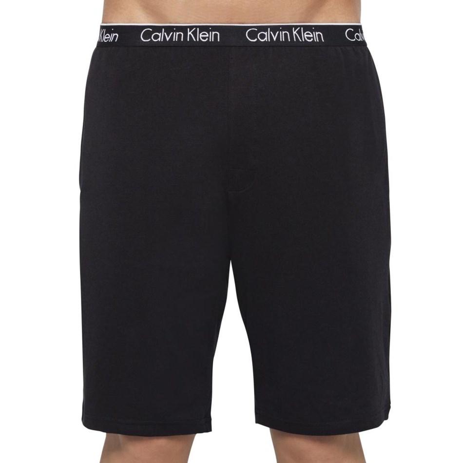 Calvin Klein Short Knit - b001 black