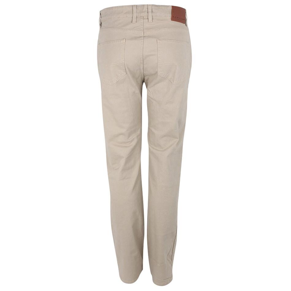 R.M. Williams Ramco Jeans - xdh0 buckskin