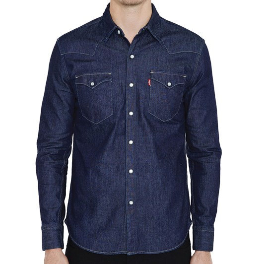 Levis Barstow Western Top