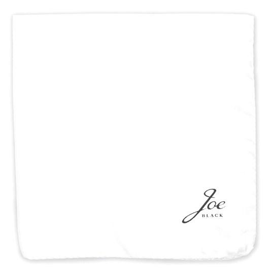Joe Black Twill Pochette Pocket Square
