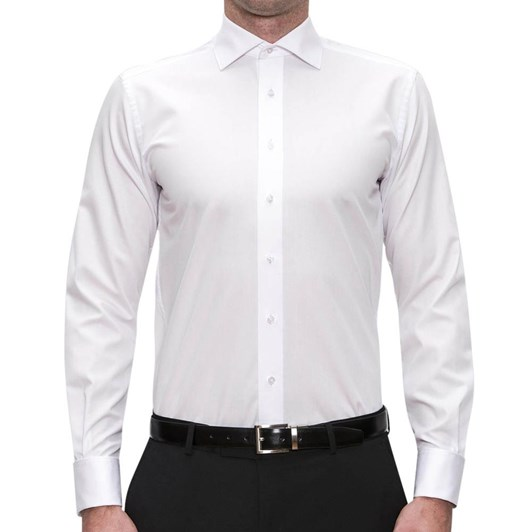 Joe Black Leader Fc Fgw014 Business Shirt
