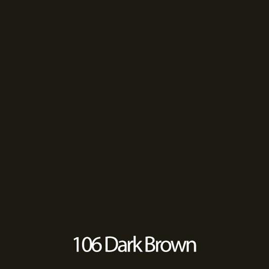 Wrens Leather Cream Jar 50ml 106 Dark Brown