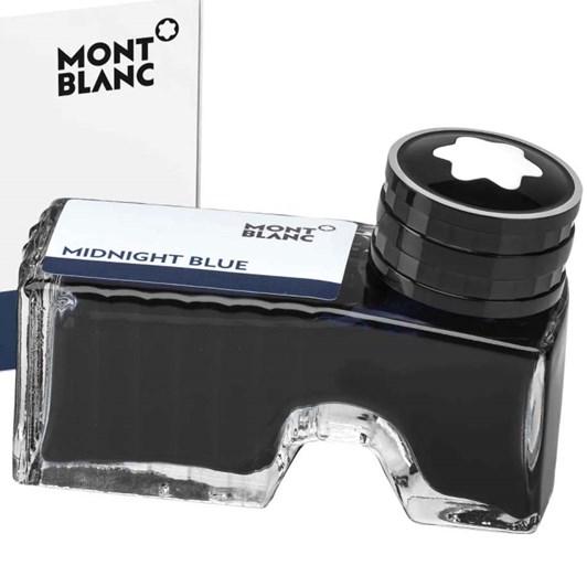 Montblanc Ink Bottle - Midnight Blue