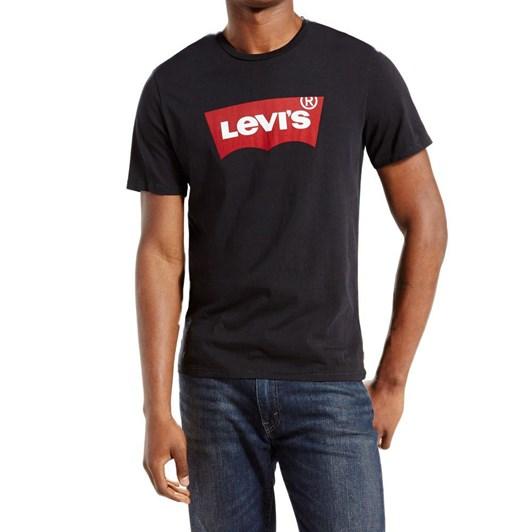 Levis Graphic Tee Set-In Neck H215