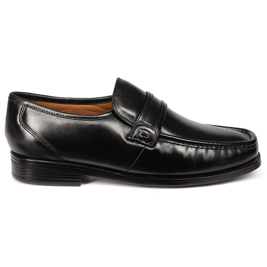 Florsheim Mocc With Saddie PU Sole