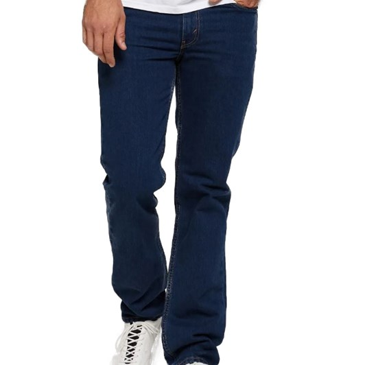 Levis 516™ Straight Fit Jeans - Blue Black