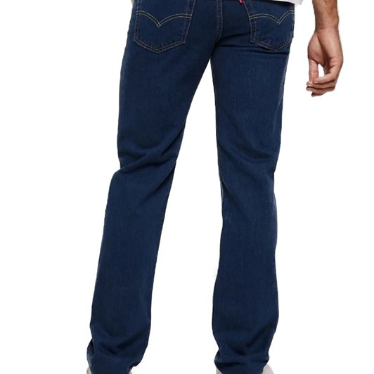 Levis 516™ Straight Fit Jeans - Blue Black