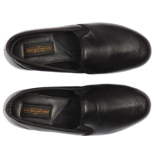 J Ballantyne & Co DUNSTABLE Deerskin Slipper EVA Sole - No Wool Lining