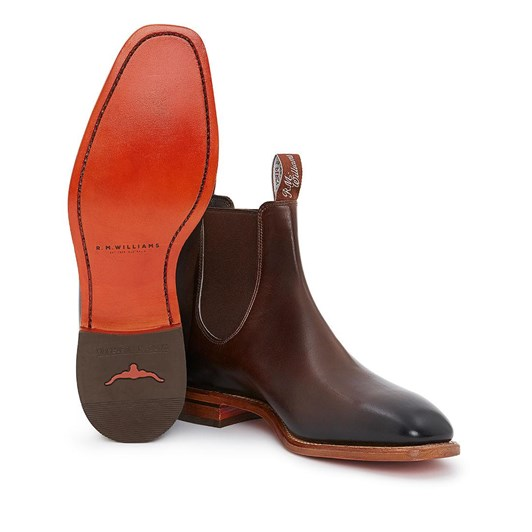 R.M. Williams Chinchilla Boot - G Fit
