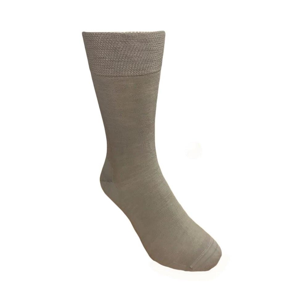 DS Mens Classic Merino 2PK Socks - 432 sandstone