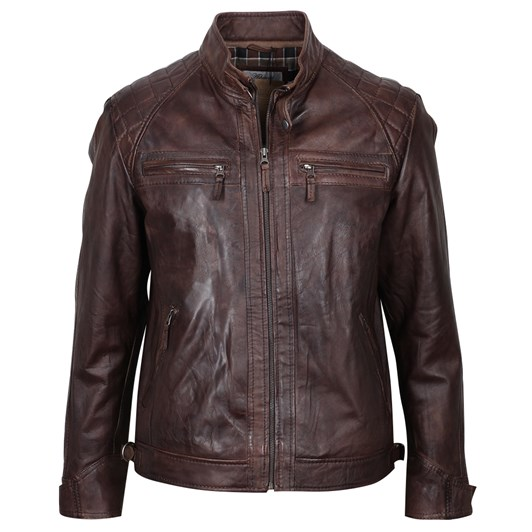 Ashwood Mens Leather Jacket