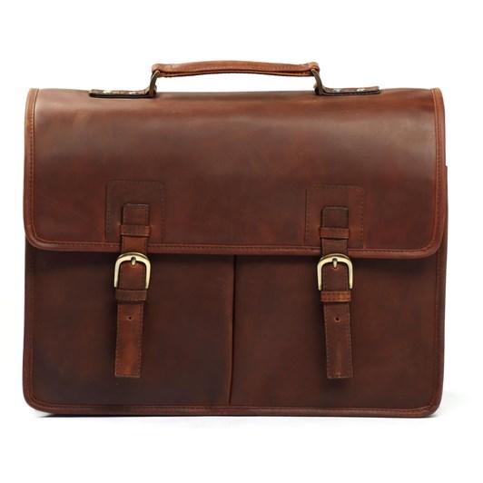 Ashwood Gareth Leather Briefcase