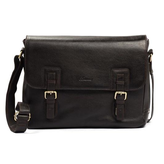 Ashwood Jasper Messenger Bag