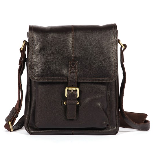 Ashwood Benjamin Leather Messanger Bag