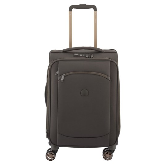 Delsey Montmartre Air 4 Double Wheel Cabin Trolley Case 55cm