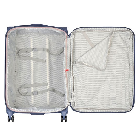 Delsey Montmartre Air 4 Double Wheel Trolley Case 77cm