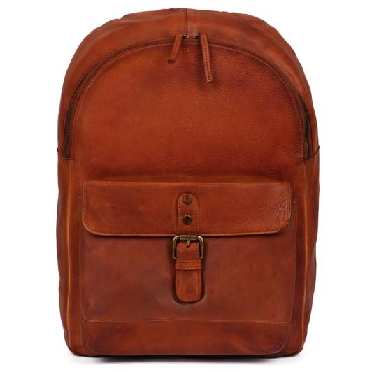 Ashwood Leather Rucksack