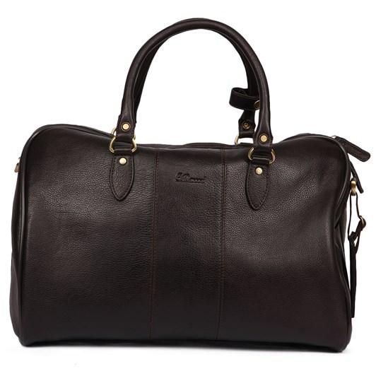 Ashwood Leather Medium Holdall