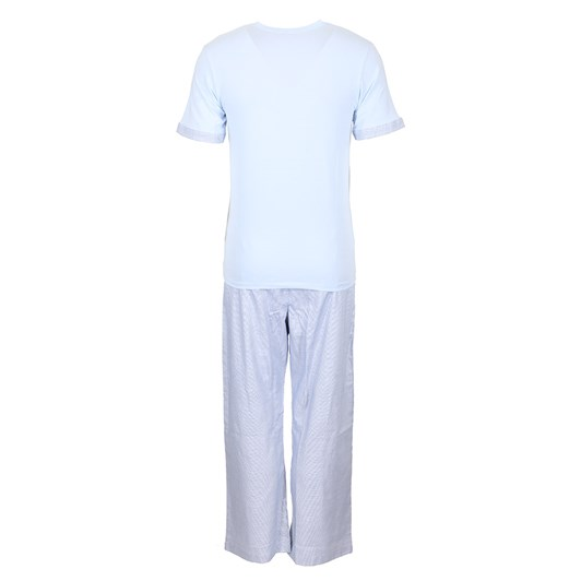 Baksana Monaco Long Pant/Tee Pj Set