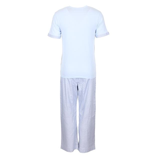 Baksana Monaco Long Pant/Tee Pj Set -