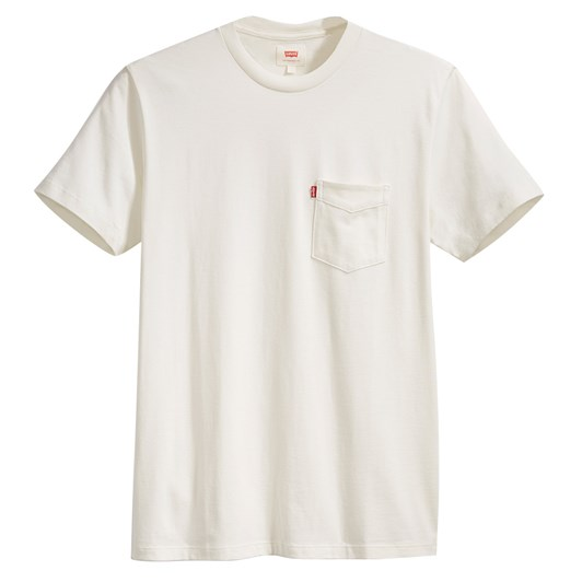 Levis Ss Set-In Sunset Pocket Tee