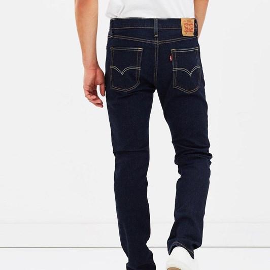 Levis Mens 510 Skinny Jean