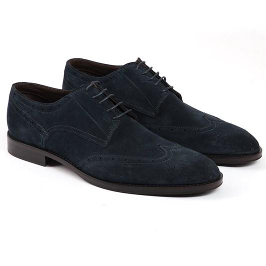 J.Ballantyne & Co Suede Brogue Shoes