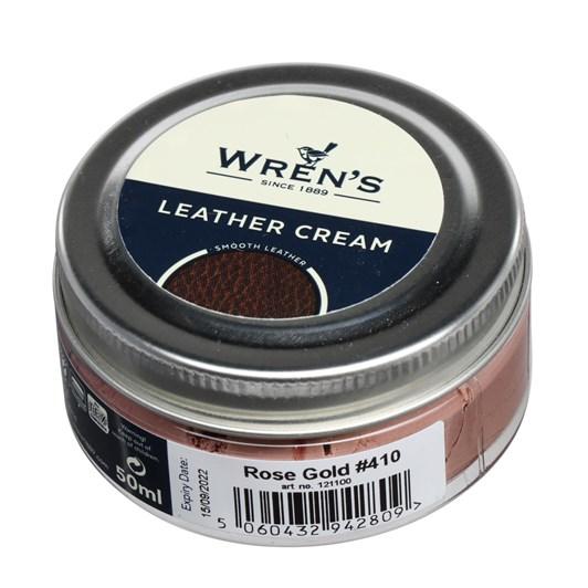 Wrens Leather Cream Jar 50Ml 410 Rose Gold