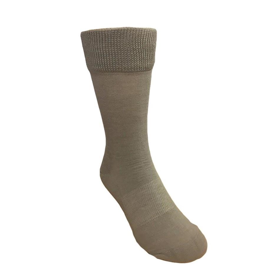 DS Springers Health Sock - 432 sandstone