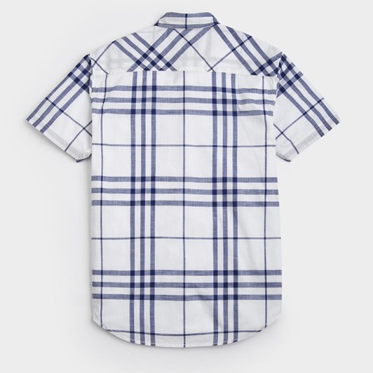 Joules Short Sleeve Classic Fit Shirt ( 1 Pocke