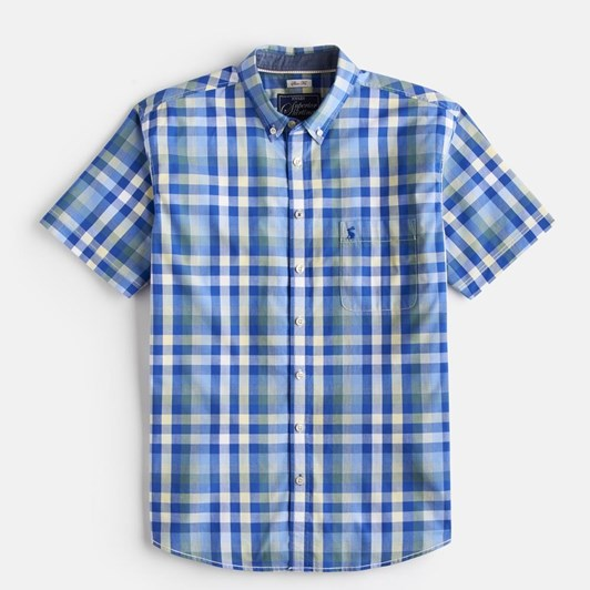 Joules Short Sleeve Slim Fit Shirt