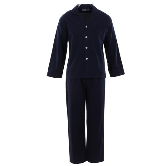 Summit 50003 Plain Winter Long Pj Piped