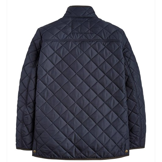 Joules Derwent Long Length Quilted Jacket