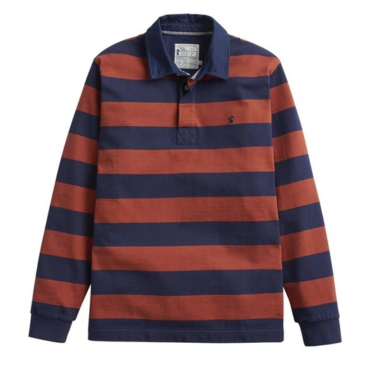 Joules Mens Striped Rugby Shirt