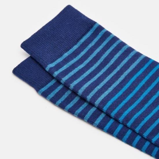Joules Ankle Socks - ombre stripe