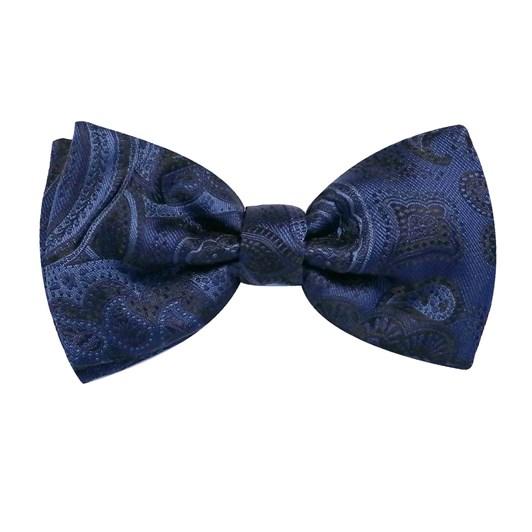 Fellini Luxe Paisley Bow Tie