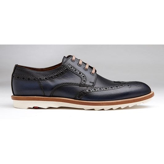 Lloyd Brogue With Ripple Sole