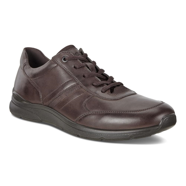 f7650f1583f Casual Shoes - Ecco Irving Coffee Sambal - Ballantynes Department Store