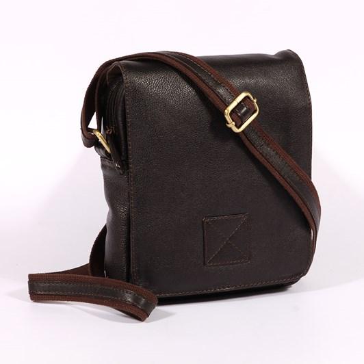 Ashwood Jerry Leather  Flight Bag