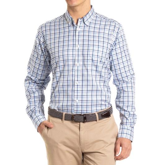 Blazer Peter L/S Check Shirt