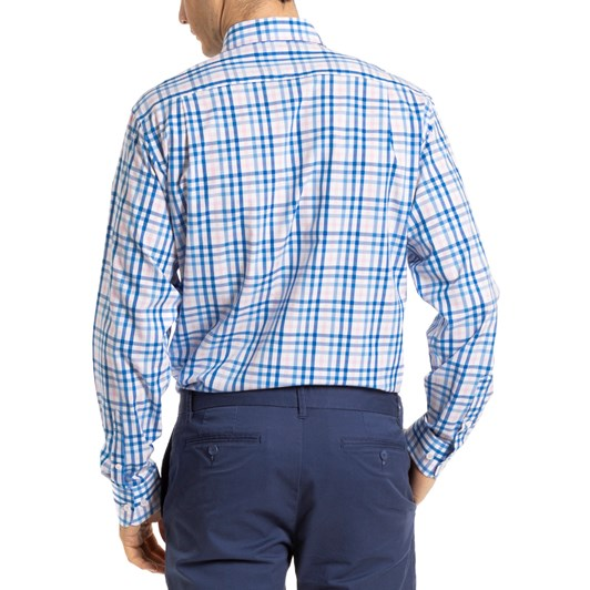 Blazer Zane L/S Check Shirt