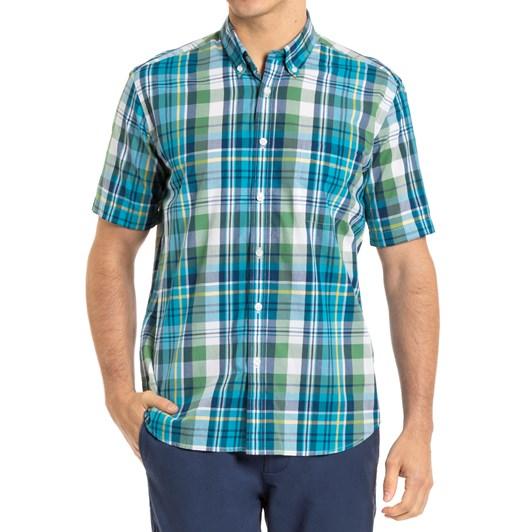 Blazer Derek S/S Check Shirt