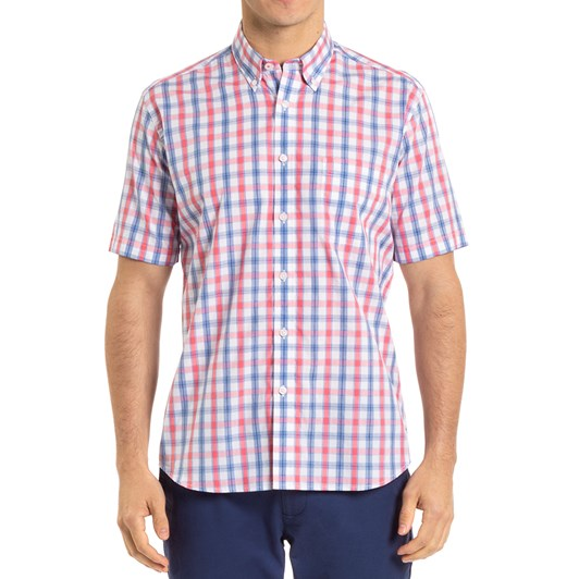Blazer Rowan S/S Check Shirt