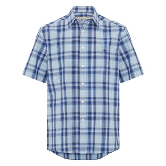 R.M. Williams Hervey Shirt SS