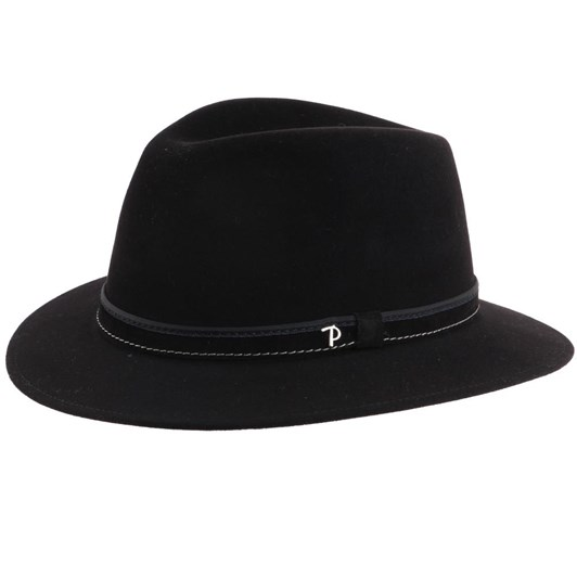 Falcus Mens Wool Top Winter Hat